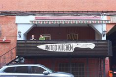 United Kitchen bistro by Sundukovy Sisters, Moscow »  Retail Design Blog