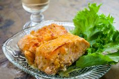 This Baked Salmon with Aji Amarillo Sauce is perfect as a healthy lunch or dinner option. This recipe is easy to follow and delicious.
