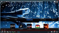 How to Install Live Streams Pro Addon for XBMC / Kodi TV
