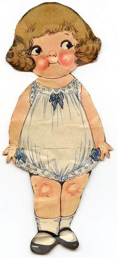 1922 Dolly Dingle by Grace Drayton