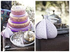 Exotic Morocco Themed Wedding