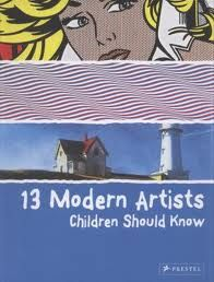 A Strong Belief in Wicker: 13 Modern Artists Children Should Know