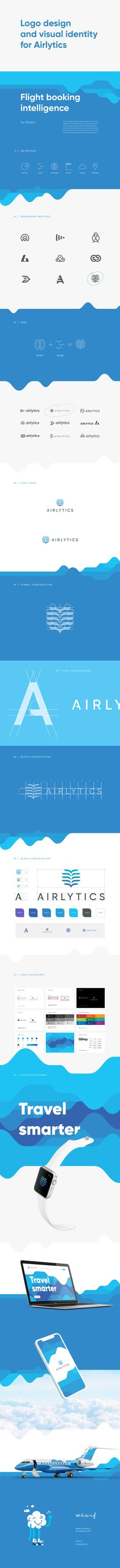 """Check out this @Behance project: """"Airlytics"""" https://www.behance.net/gallery/62922837/Airlytics"""