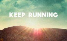 long runs...in case of mental emergency ;)