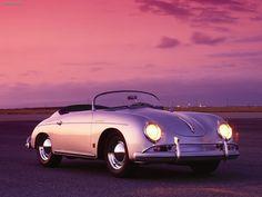1958 Porsche Speedster... one day