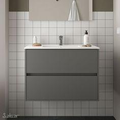 Bathroom Furniture, Furniture Sets, Set Of Drawers, Complete Bathrooms, Vanity Units, White Porcelain, Timeless Design, Double Vanity