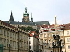 Prague Castle...this could have been taken at the apartment we stayed at!