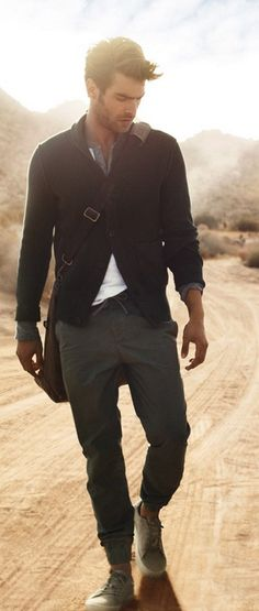 New arrivals: our best collection yet. Banana Republic #menfashion