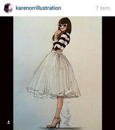 747e7fe68a673 J adore cette illustratrice que j ai découverte sur instagram.