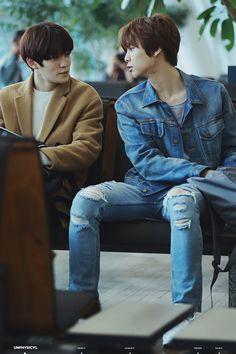 Jaehyun & Johnny cr.@unphysicalo