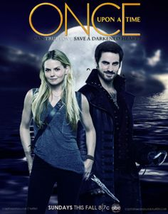 Season 5 Mock Up Poster! #CaptainSwan #OnceUponATime #Hookers #UglyDucklings