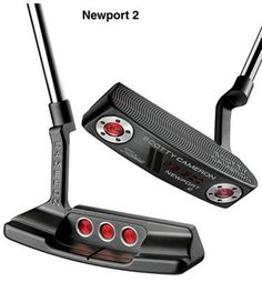 Titleist Scotty Cameron Select Newport 2 Putter - http://www.golfhq.com/golf-clubs/putters/scotty-cameron-select-newport-2-putter.html
