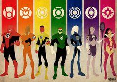 Kid Liger's Lantern Corp