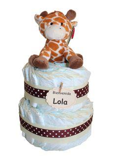 Children, Cake, Grande, Pamper Cake, Tortilla Pie, Stuffed Giraffe, Cute Gifts, Plushies, Young Children