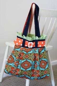 sofia bag pattern | patterns free fabric handbag patterns free fabric handbag patterns ...