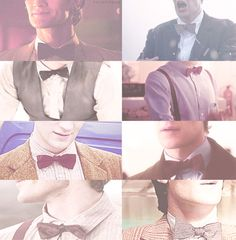 I will miss the bow tie.. and the man behind the bow tie!