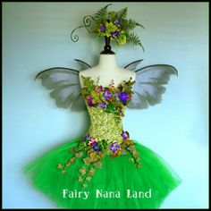 Hey, I found this really awesome Etsy listing at https://www.etsy.com/listing/183015114/fairy-costume-woodland-faerie-adult-size