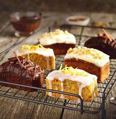 Lakeland Mini Loaves recipes, a deliciously cute idea!
