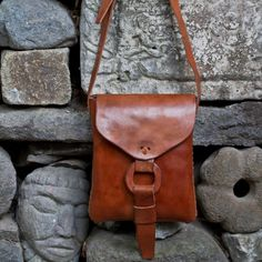 Handmade Leather Pouch - Altiplano