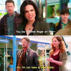 Regina And Emma, Dark Swan, Once Up A Time, You Lied, Ouat, Robin, It Hurts, Seasons, Pictures