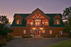 Elk Springs Resort - Vista Lodge (6 bedroom cabin). Can you say family reunion? Corporate retreat?