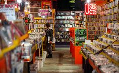 Best Independent Record Stores in New York City / nycgo.com
