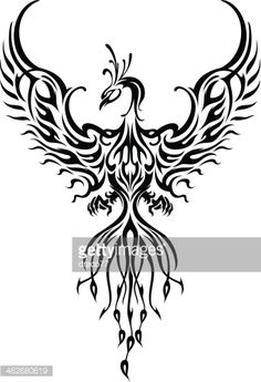phoenix symbol tattoo - Google Search