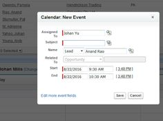 Salesforce: Enable Drag-and-Drop Scheduling on List Views #Salesforce