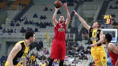 Τα highlights από το ΑΕΚ-Ολυμπιακός (vid) > http://arenafm.gr/?p=298589