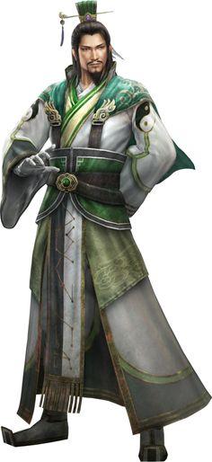 Zhuge Liang - Dynasty warriors 8