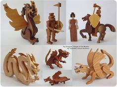 ToymakingPlans.com | Fun to Make Wood Toy Making Plans & How-To's for the Scroll Saw and Table Saw