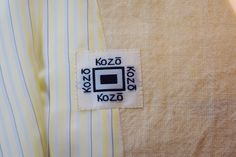 KOZOの表札