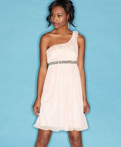 Awesome Junior Bridesmaid Dresses So cute!... Just in another color for the bridesmaids :)...