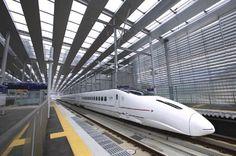 Kyushu Shinkansen Tsubame China Train, Japan Train, High Speed Rail, Rail Transport, Electric Train, Train Engines, Kyushu, Electric Locomotive, N Scale
