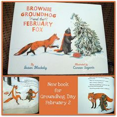 Brownie Groundhog and the February Fox Groundhog Day, Little Critter, Story Time, Foxes, New Books, Tuesday, Eye Candy, February, Boards