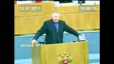 Запрещённое выступление Жириновского сняли на камеру