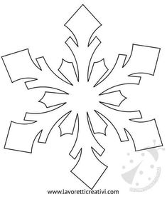 Snowflake Printables, Snowflake Craft, Christmas Pictures, Christmas Art, Christmas Ornaments, Paper Flower Patterns, Paper Flowers, Frozen Theme Party, Christmas Applique