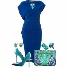 Sapphire, emerald and turquoise dreams. #LOVE