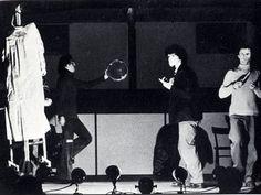 Woyzeck di Georg Büchner. Regia di Carlo Cecchi, 1973. Il Granteatro.
