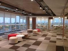 Diseño de oficinas sustentables en Núñez – Naldo – Estudio Capdevielle – Fuente