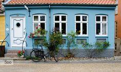 The Blue House by Jørgen Jensen on 500px