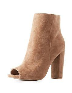 3cee64dd2697 Amelia Nude Suede Lace Up Platform Heels