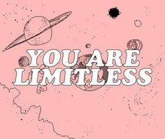 You are limitless! | Hesby