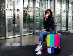 Μαίρη Συνατσάκη: Σέξι πόζες στο Βερολίνο! [pics] Cambridge Satchel, Outfits, Fashion, Moda, Fashion Styles, Clothes, Fashion Illustrations, Fashion Models, Style