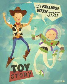 Codi Bear: Toy Story for Sketch Dailies