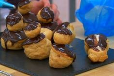 Mary Berry's Religieuses – Technical Challenge