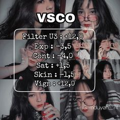 Vsco Photography, Photography Filters, Editing Pictures, Photo Editing, Filters For Selfies, Vsco Gratis, Lightroom, Photoshop, Vsco Effects