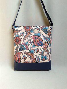 Cross-bag 41 ladies bag – Monimi Design – Custom bags and outfit … – World of Flowers Bagan, Custom Bags, Summer Flowers, Custom Design, Shoulder Bag, Handbags, Tote Bags, Unique, Cotton