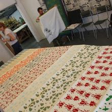 SCREEN PRINTING INTENSIVE WITH HARVEST TEXTILES