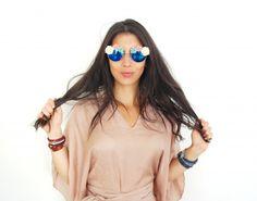 Sunglasses flower summer 2015